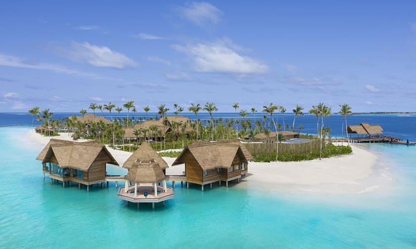 Bên trong hòn đảo giá 80.000 USD một đêm