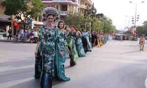 122 triệu Euro tổ chức lễ hội hoa ở Quảng Bình