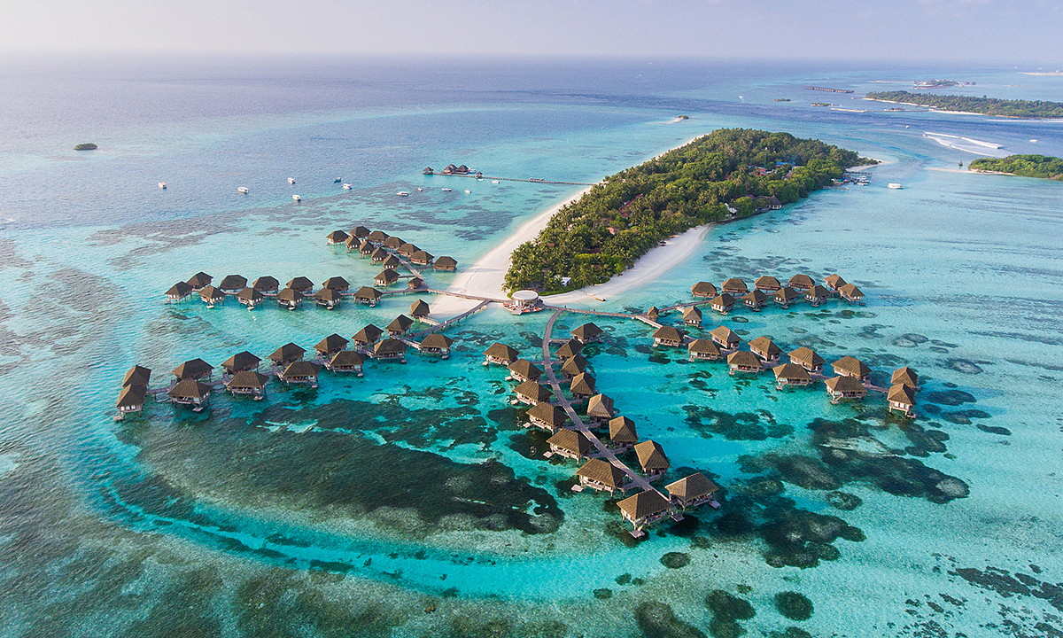Bí mật thành công của ngành du lịch Maldives trong đại dịch