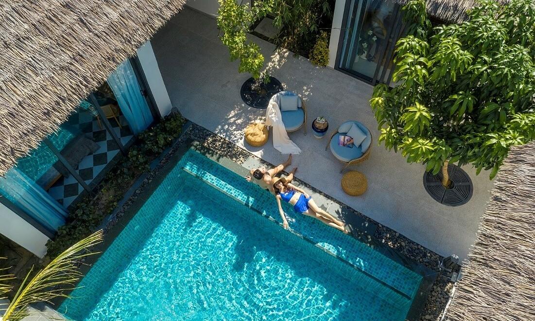 New World Phu Quoc Resort - khu nghỉ dưỡng bên bãi Kem