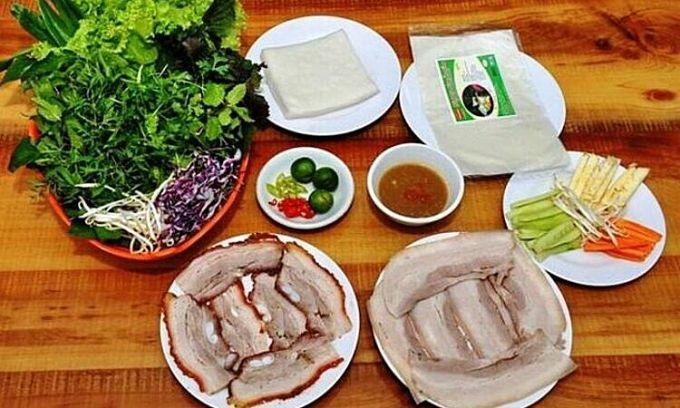 Bánh tráng cuốn thịt heo ở TP HCM chỗ nào ngon?