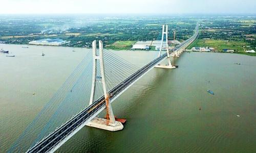 5 cây cầu dây văng dài nhất Việt Nam