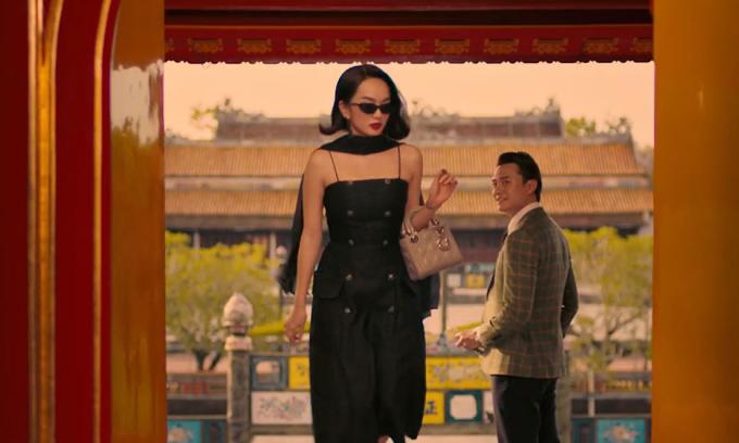 Cảnh đẹp Huế trong phim 'Gái già lắm chiêu 5'