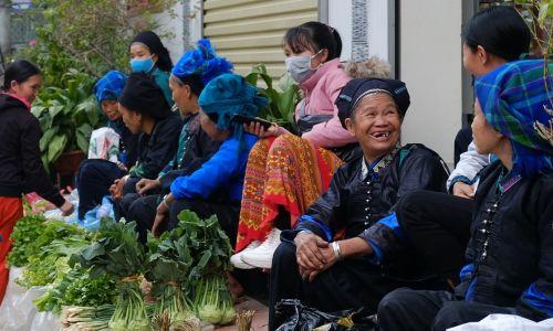 Chợ phiên 200 tuổi của Hoàng Su Phì