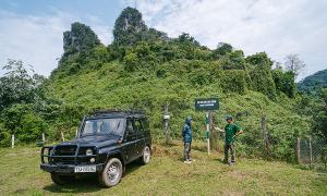 2 điểm đến khám phá thế giới hoang dã tại Phong Nha
