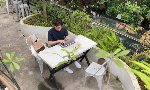 3 quán cà phê có không gian xanh giữa thủ đô