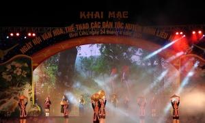 Ngày hội văn hóa các dân tộc huyện miền núi Bình Liêu