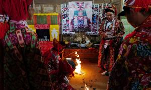 Tái hiện lễ hội Bàn Vương của người Dao tại Hà Nội