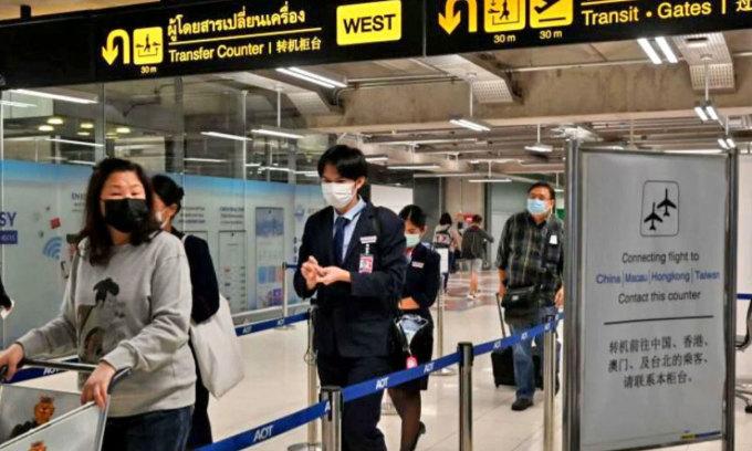 Thái Lan dự kiến miễn kiểm dịch cho khách từ tháng 10