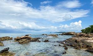 Mũi Gành Dầu - 'miệng cá' của đảo Phú Quốc