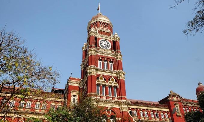 Thành phố tựa trời Âu cổ kính giữa lòng Myanmar