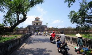 Dấu tích 13 cửa Kinh thành Huế xưa