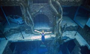 Nơi du khách có thể lặn sâu hơn 60 m ở Dubai