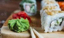 Wasabi - gia vị không thể thiếu của ẩm thực Nhật