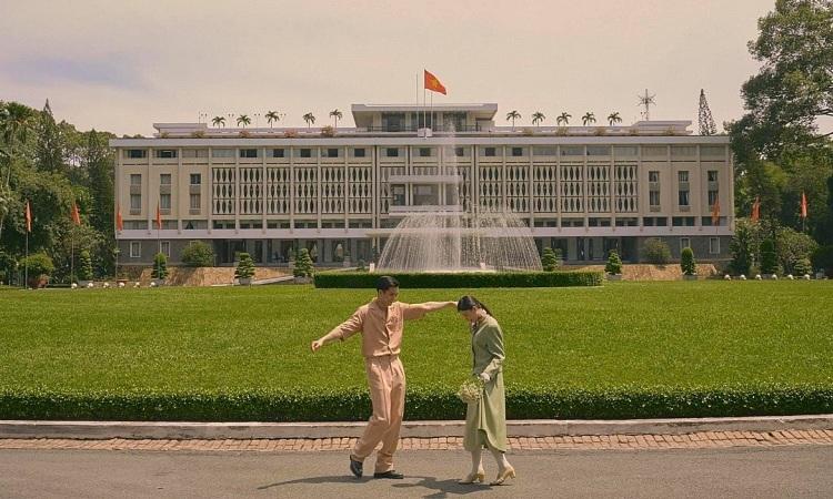 Vẻ hoài niệm của Dinh Độc Lập trong mắt chàng trai Sài Gòn