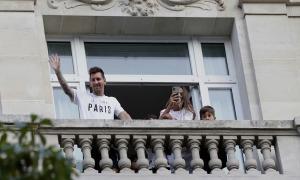 Khách sạn 24.000 USD một đêm nơi Messi nghỉ tại Paris