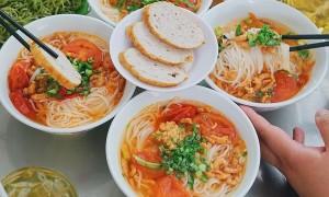 6 kiểu bún riêu ở Sài Gòn nghĩ đến là thèm