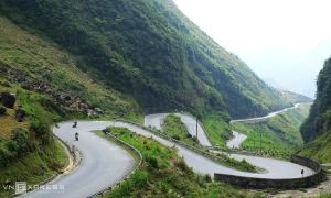 'Tứ đại đỉnh đèo' Việt Nam gồm những đèo nào?