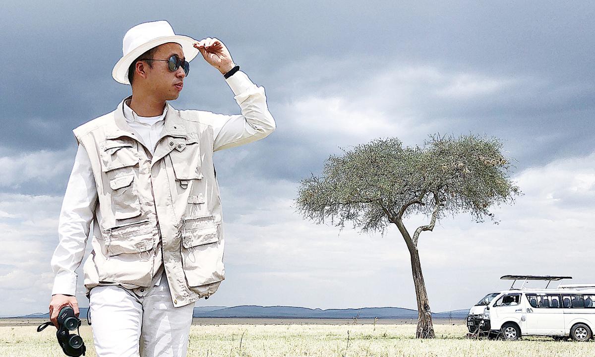 Nhiều bất ngờ trên hành trình khám phá Kenya của chàng trai Việt