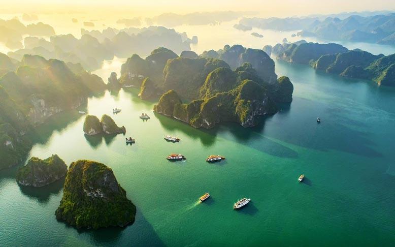 Những điểm 'nhất định đến' ở Quảng Ninh sau dịch