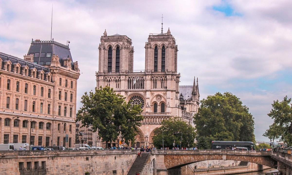 Nhà thờ Đức Bà Paris lên kế hoạch đón khách