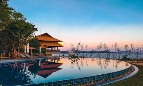 Chốn nghỉ dưỡng xanh tại resort 4 sao ở Phú Quốc