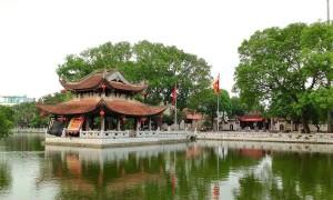 Những công trình trăm tuổi ở thành phố mới của Bắc Ninh