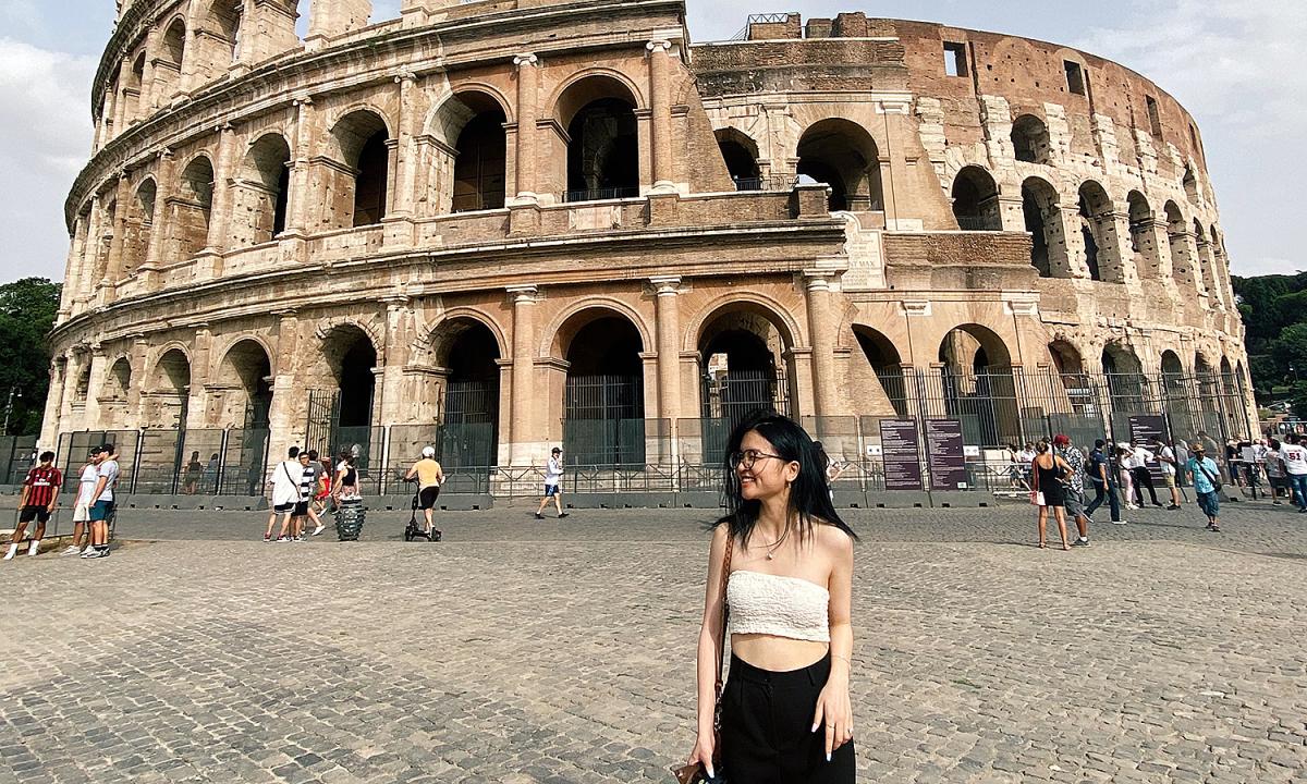 Những bất ngờ về Italy trong mắt cô gái Việt