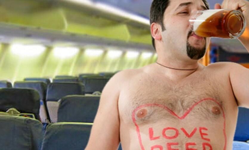 Những vị khách nào bị ghét nhất trên máy bay?