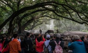 Ngôi làng du lịch 'giả tạo' ở Trung Quốc