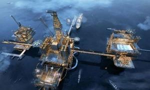 Saudi Arabia biến giàn khoan dầu thành công viên giải trí